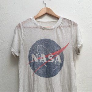 Urban Outfitters by Zoe + Liv NASA Graphic Tee S